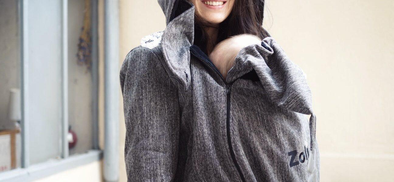 Manteau de portage Zoli